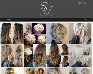 Screenshot of Shantell Hair - Shantellhair.com