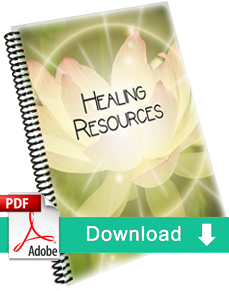 Healing Resoures - EBook Download Image